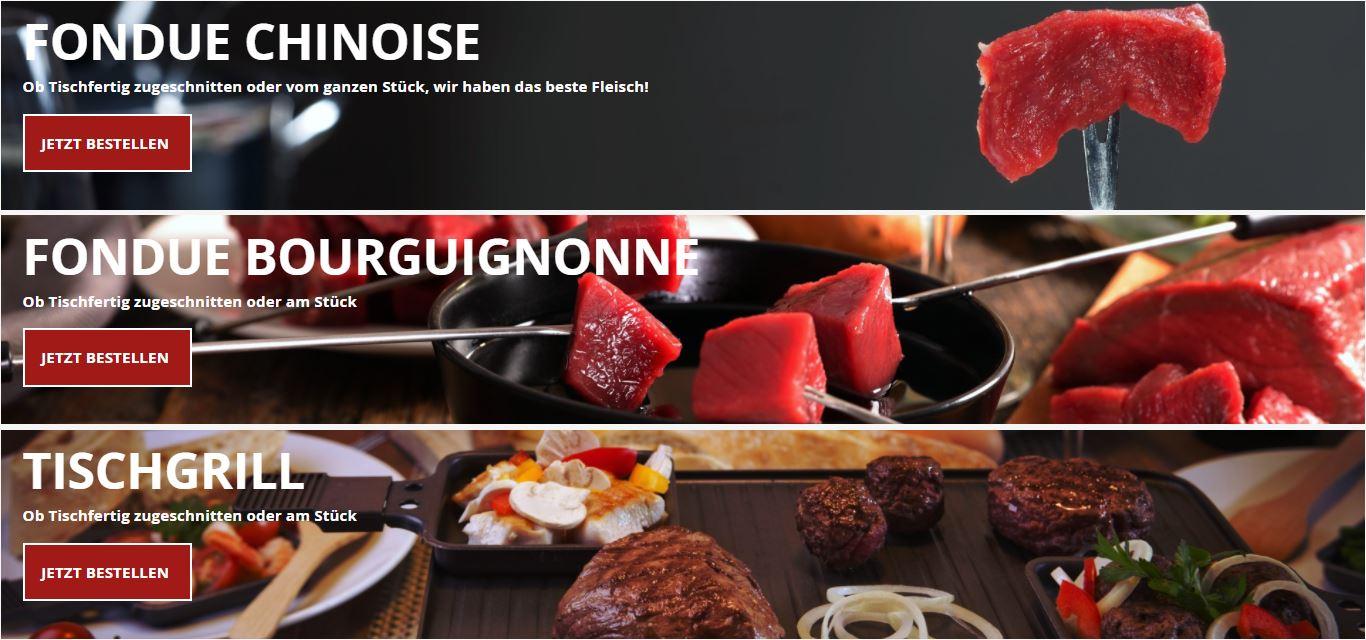 Was brauche ich für mein Fleischfondue Chinoise, Bourguignonne oder Tischgrill