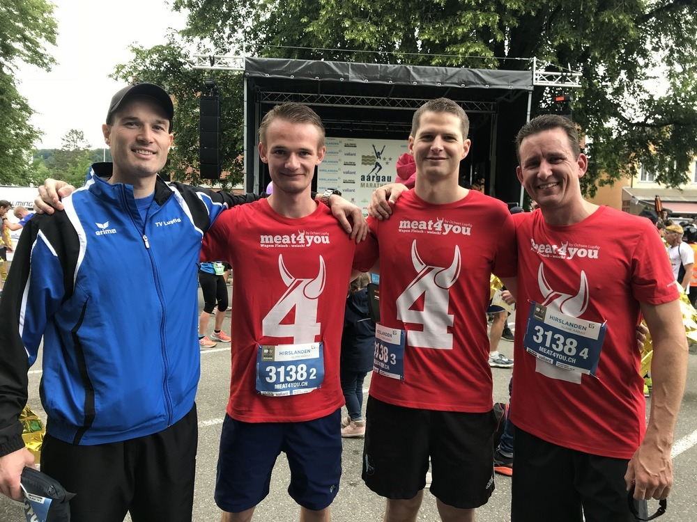 Aargauer Marathon 2018